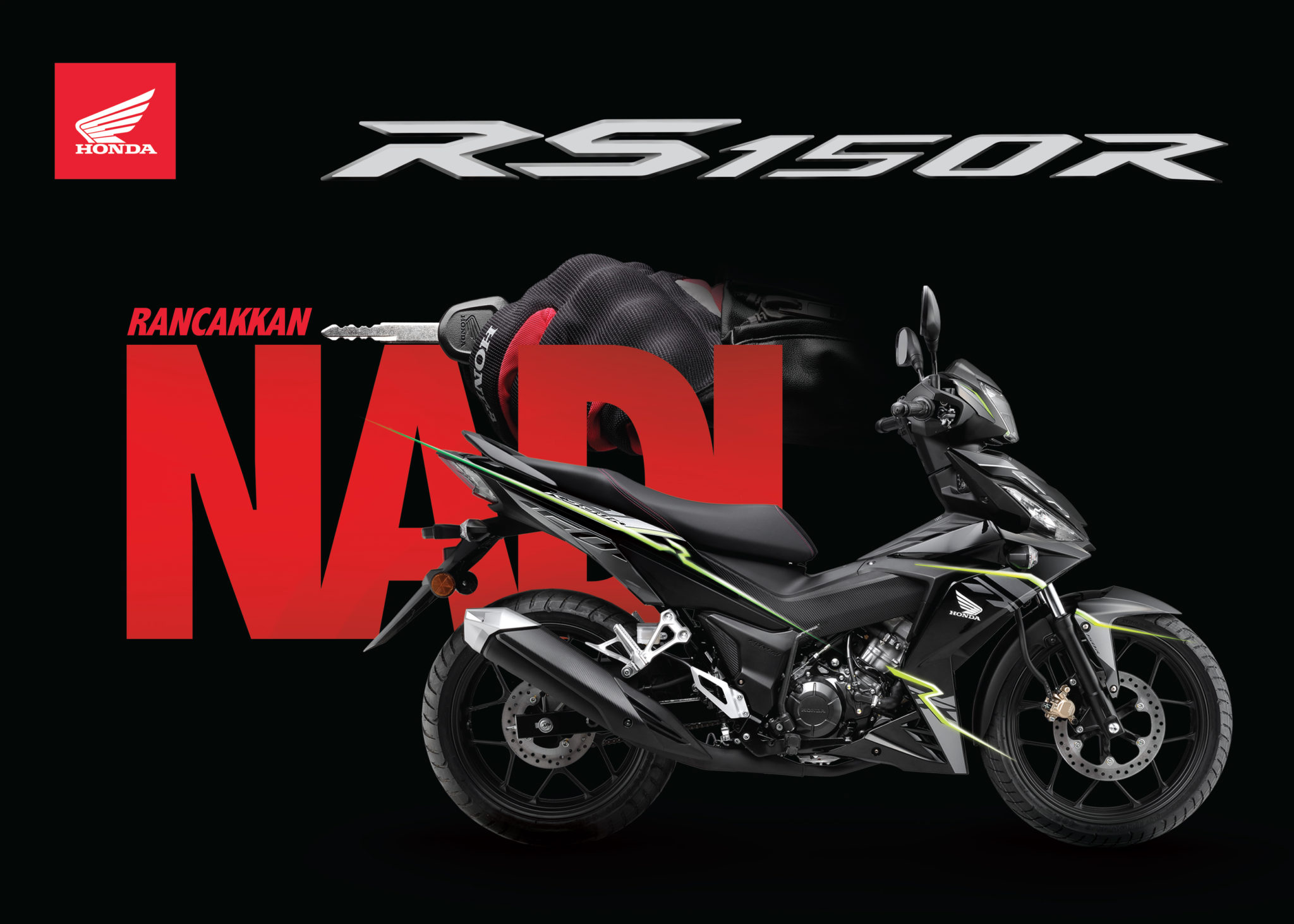 rs150r modified