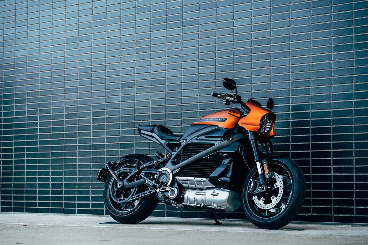 This is the 2019 Harley-Davidson LiveWire – iMotorbike News