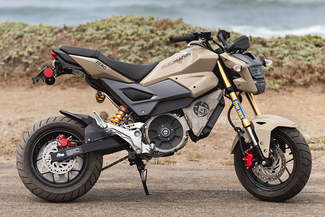 Zero Motorcycles are known around the world for their electric motorcycles,  and their designers and engineers are renowned for their knowledge in this  type ...