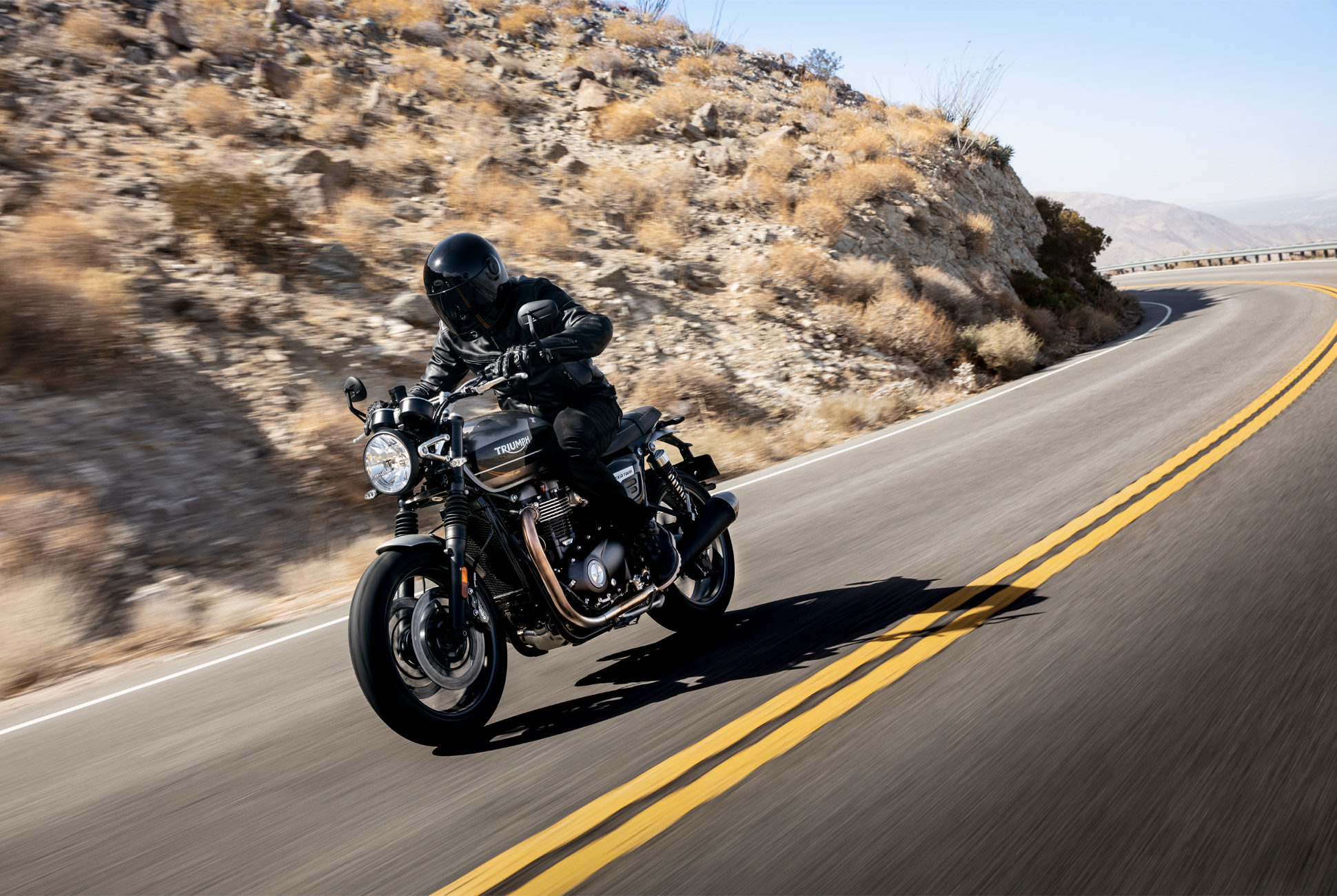 New Speed Twin Officially Revealed By Triumph