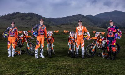 Red Bull KTM for WESS