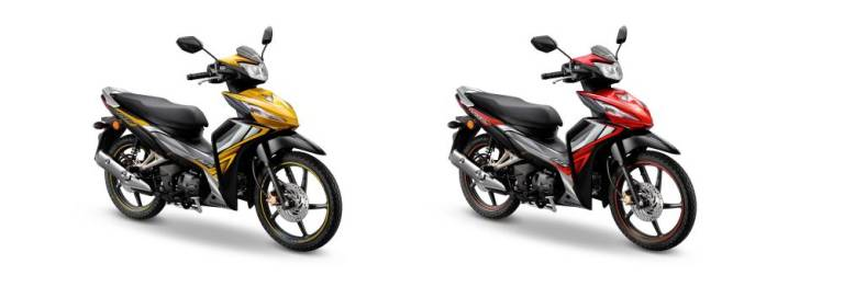 The Honda Dash 125 To Feature New Colour Schemes For 2020