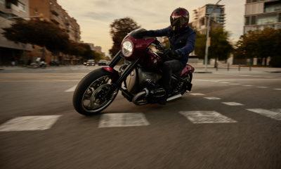 BMW Motorrad Concept R 18/2