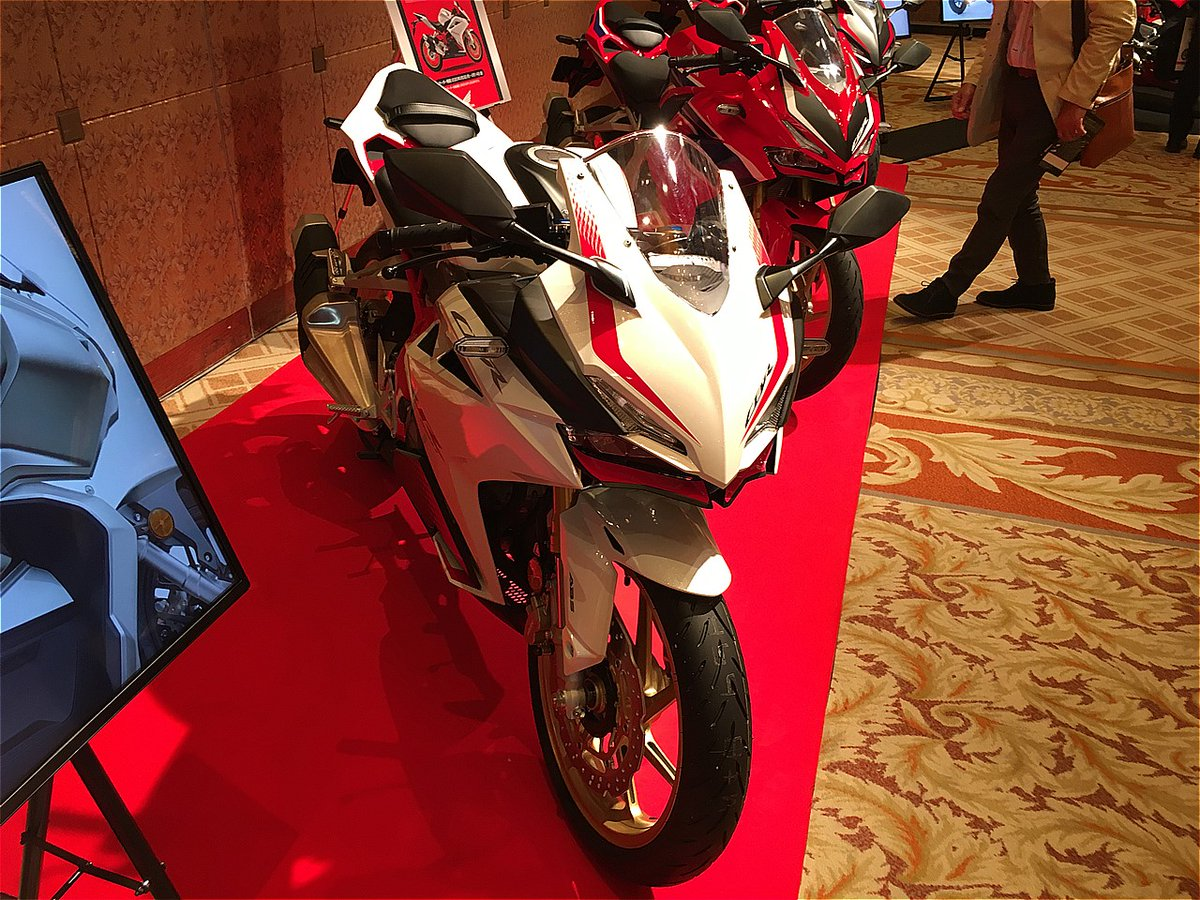 Leaked Pictures And Specs Of The 2020 Honda Cbr250rr