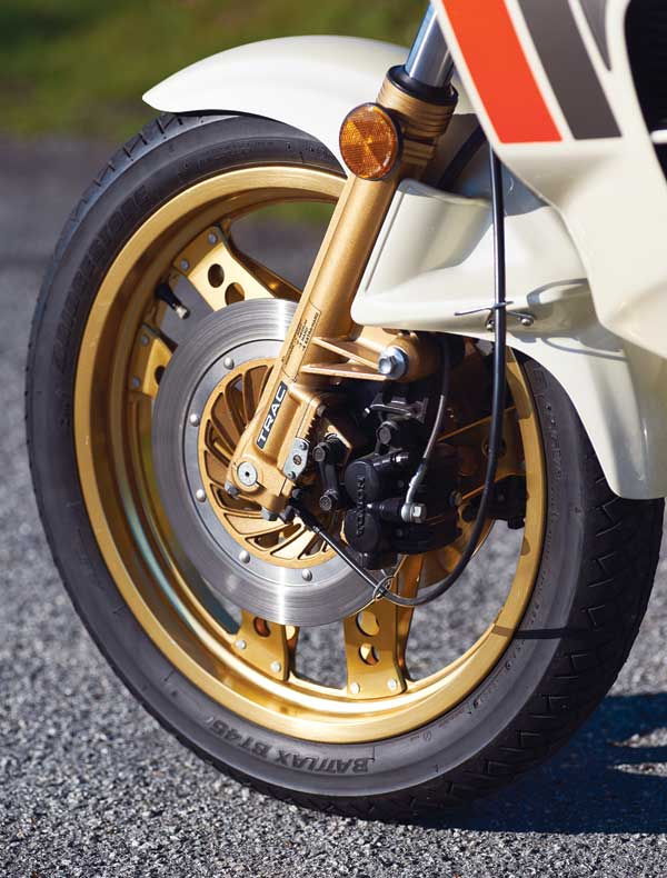TRAC system and the Braking system