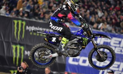 Monster Energy Star Yamaha Racing