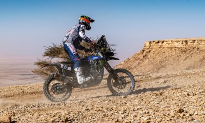 Stage 9 Dakar Rally