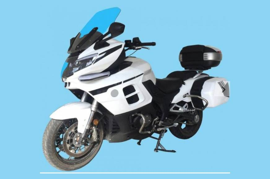 Upcoming Benelli 600RR Now Caught in the Open