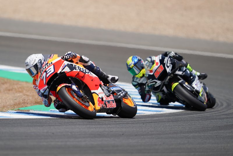 Alex Marquez prepares for Andalusia while Marc recovers ...