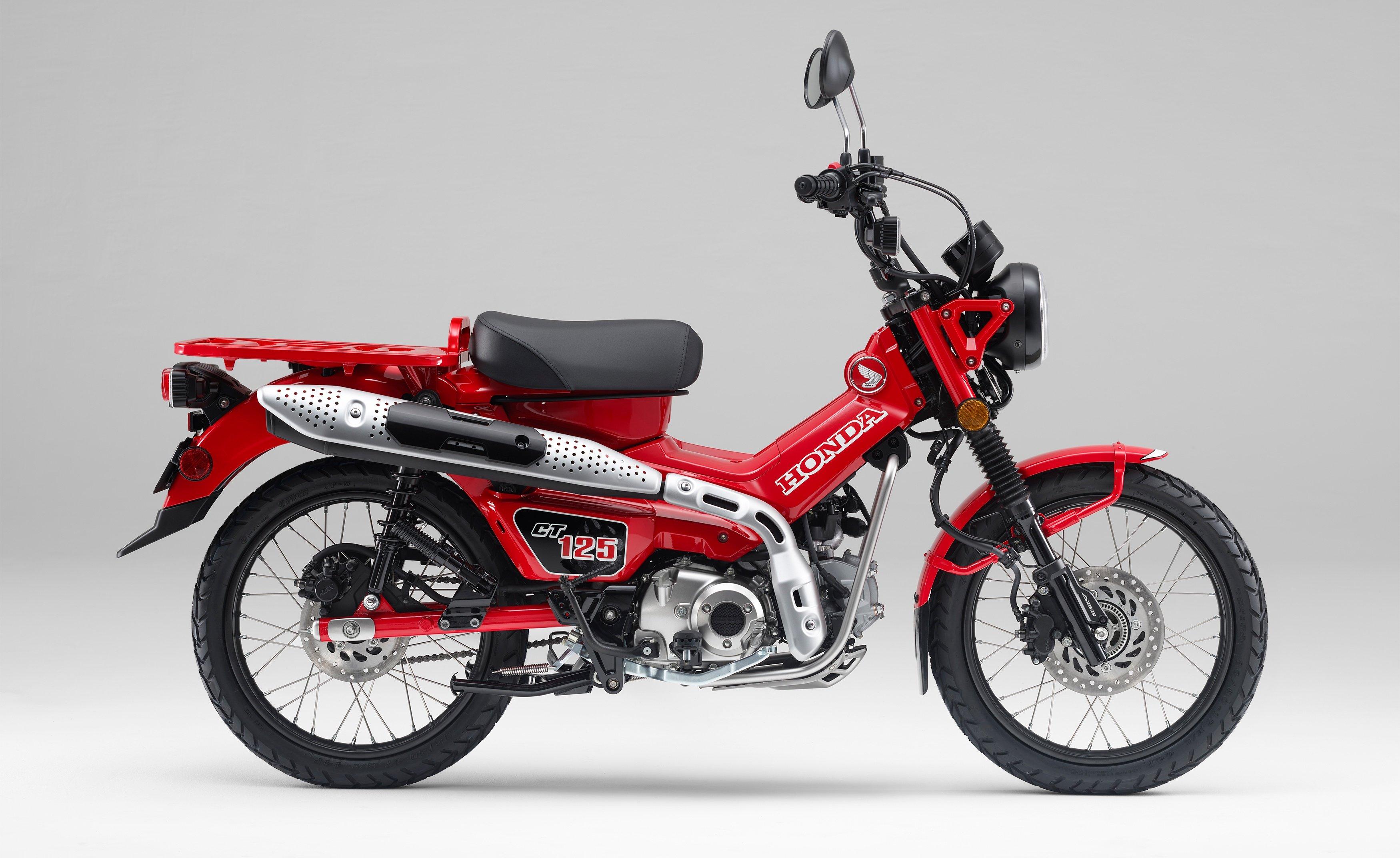 Honda CT125 Trail Cub / Hunter Cub