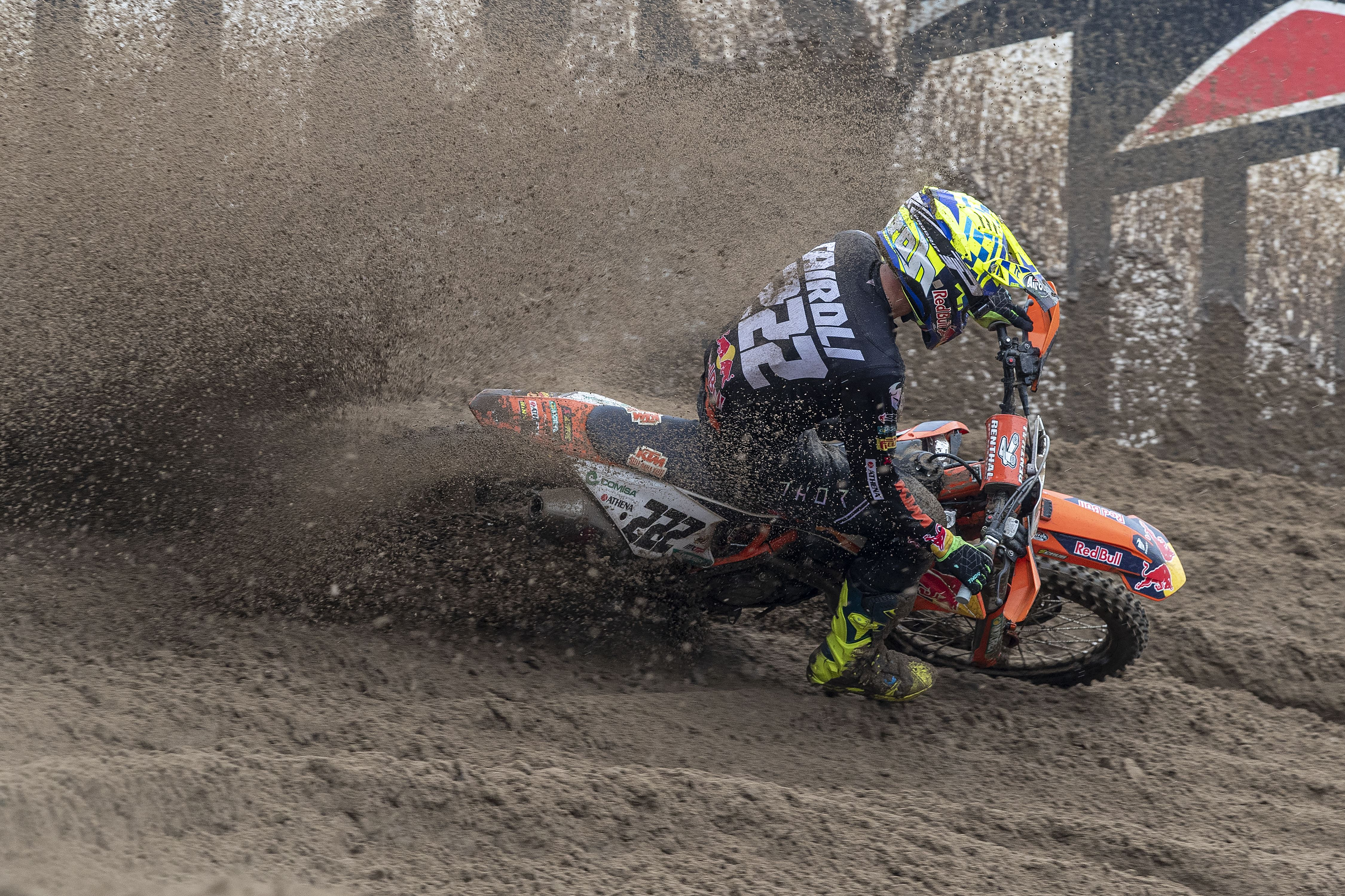 Lommel MXGP: Red Bull KTM's Tony Cairoli claims fifth overall