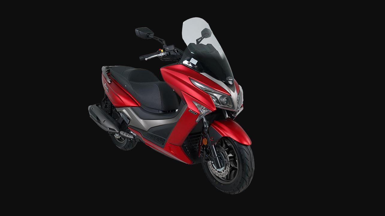 2020 Modenas Elegan 250 ABS