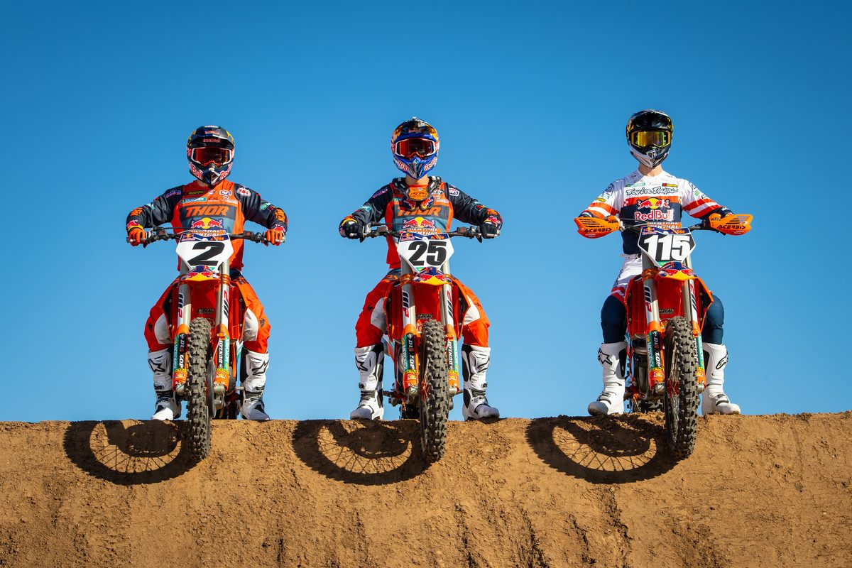 RED BULL KTM FACTORY RACING TEAM | AMA Supercross