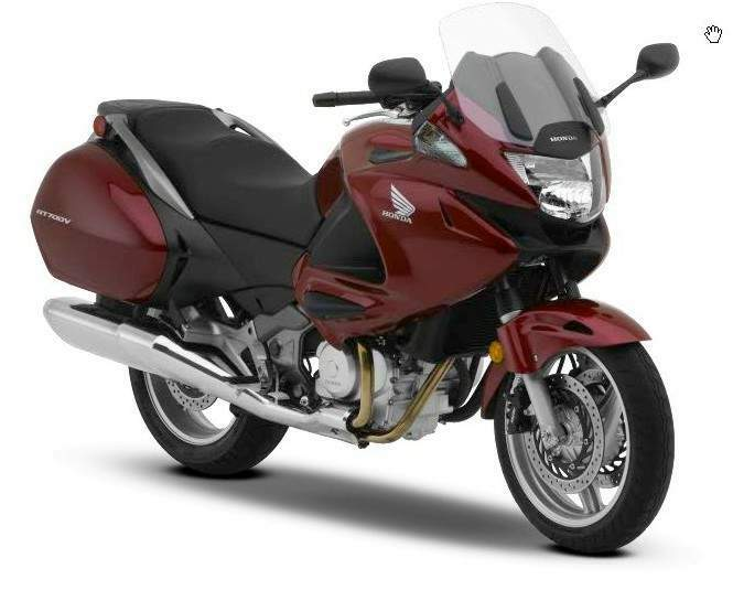 Africa Twin Based Honda NT1100 Sport-Tourer Is on the Way?