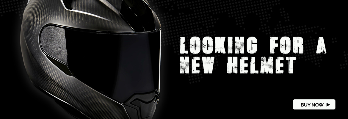 Looking for a new helmet